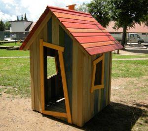 Otroška hišica - svet igral