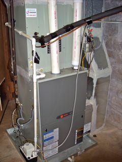 kondenzacijske plinske peči