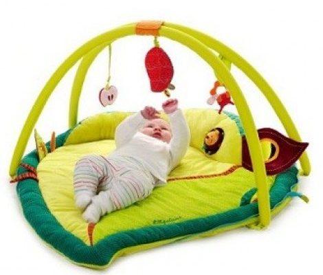 Igralna podloga za dojenčke
