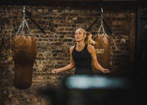 boksarska vreča fitnes shop