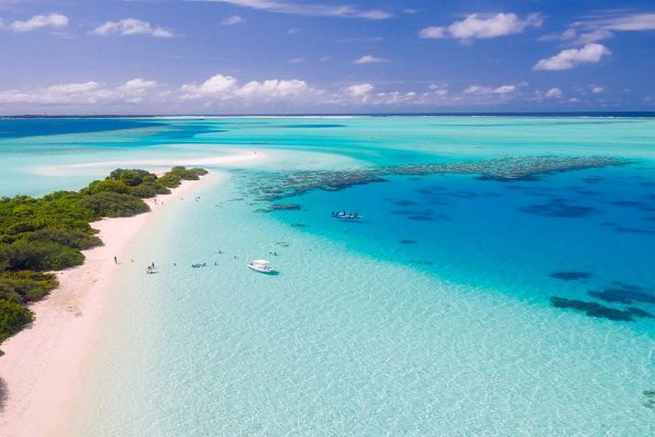 shappa počitnice maldivi