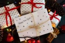 darilo za novo leto