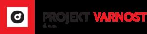 logo projekt varnost