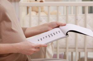 seznam za porodnišnico veva